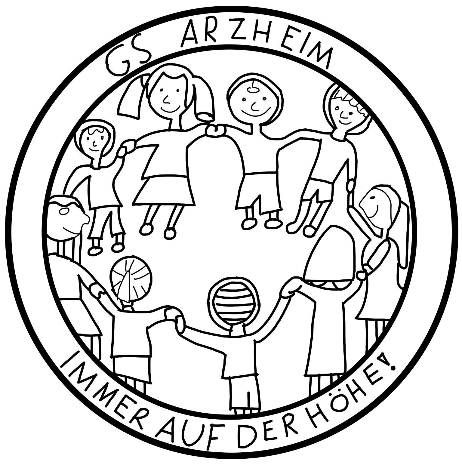 Logo Grundschule Arzheim